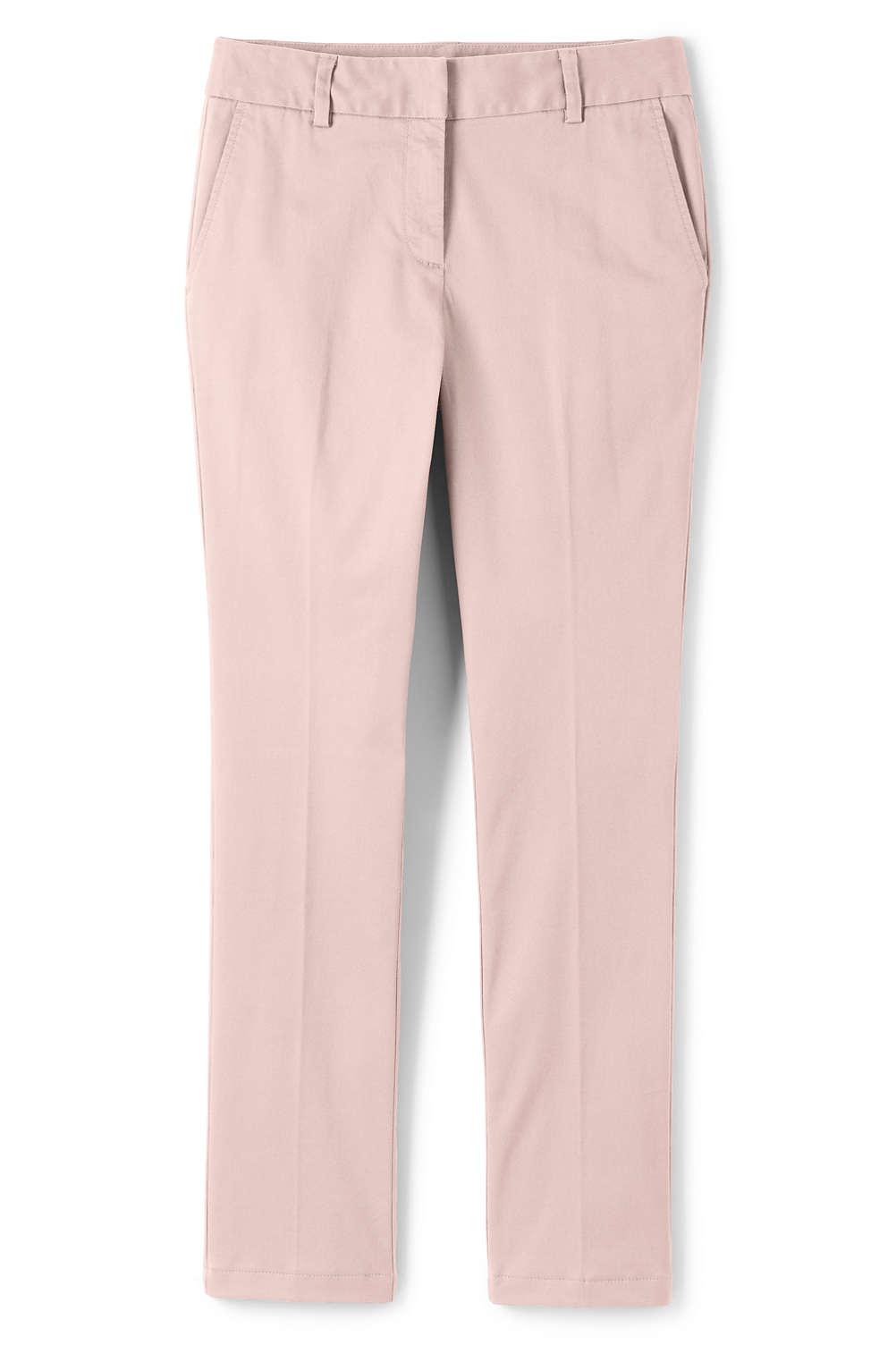 5e634746350f77 Womens Plus Size Straight Leg Dress Pants   Saddha