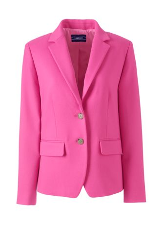 Stretch-Twillblazer für Damen