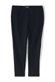 Women's Plus Size High Rise Bi-Stretch Pants