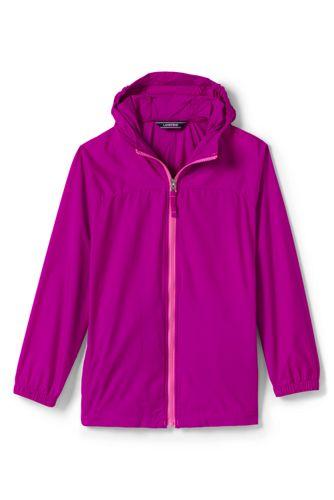 Little Girls' Packable Navigator Jacket