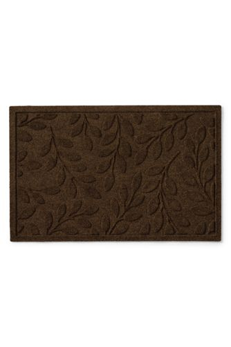 Bungalow Flooring Waterblock Doormat - Leaf