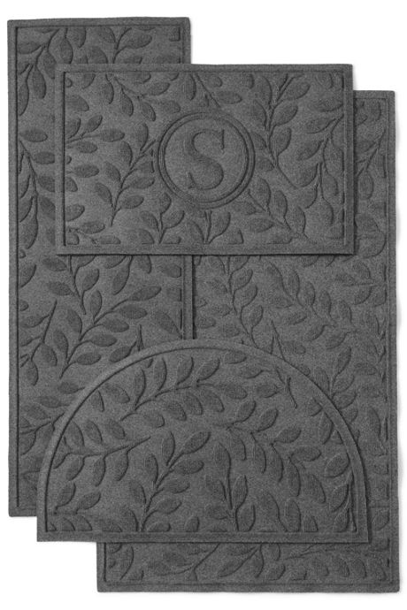 Bungalow Flooring Waterblock Doormat Runner - Leaf