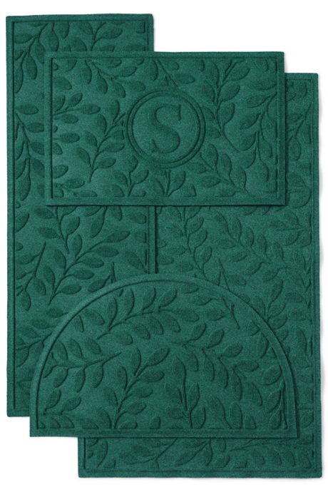 Waterblock Estate Mat Doormat - Leaf