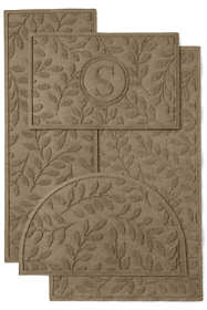 Waterblock Doormat - Leaf