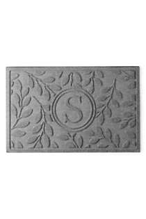 Waterblock Doormat - Leaf, Front