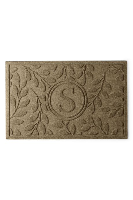 Waterblock Doormat - Leaf