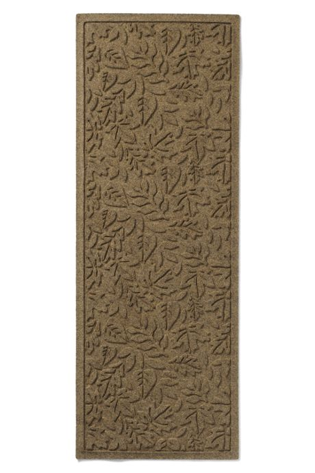 Waterblock Doormat Runner - Foliage
