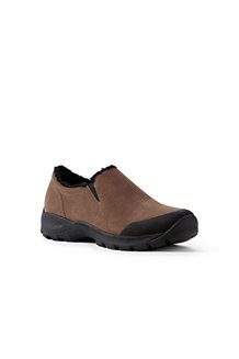 Men's Sherpa-lined Moccasins