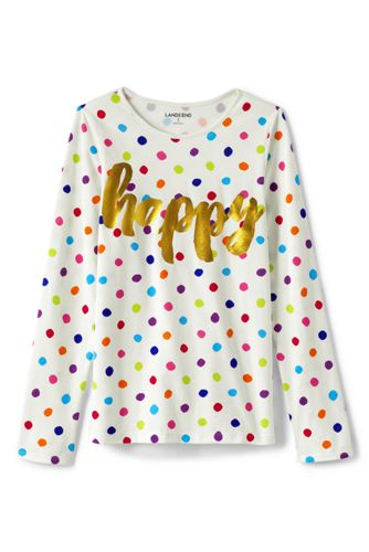 Toddler Girls' Novelty Graphic Tee