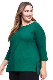 Women's Plus Size Long Top