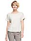 Le T-Shirt Lounge Fluide Blousant, Femme Stature Standard