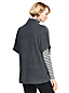 Women's Soft Leisure Boucle Cocoon Top