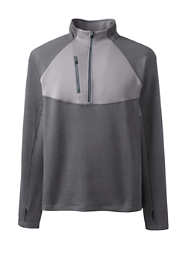 Men's Big Performance Quarter Zip Pullover