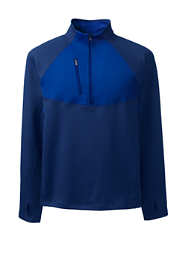 Men Big Performance Half Zip
