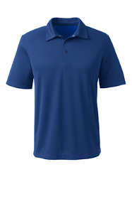 Men's Big Tonal Jacquard Polo Shirt