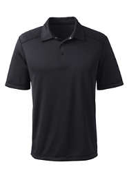 Men's Tonal Jacquard Polo Shirt