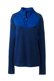 Women's Plus Size Performance Half Zip