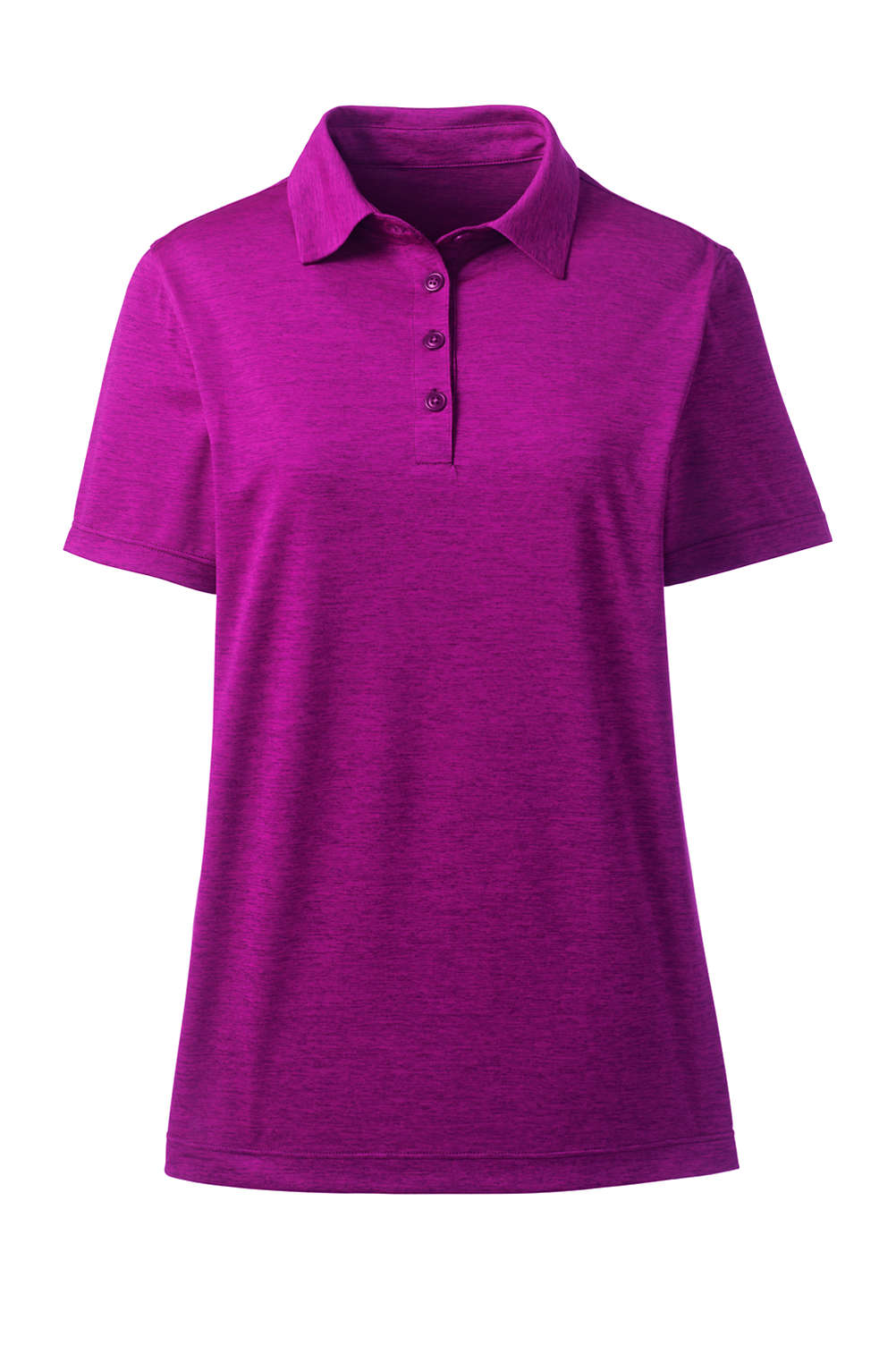 4f1f5c228e8f Women s Space Dye Polo from Lands  End