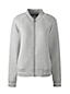 Women's Soft Stretch Cotton Baseball Jacket