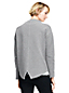 Le Sweatshirt Ample Texturé, Femme Stature Standard