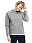 Women's Long Sleeve Ottoman Sweatshirt