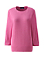 Women's Button Cuff Supima Cotton Jumper