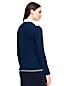 Le Cardigan Imprimé Fines Mailles Supima, Femme Stature Standard