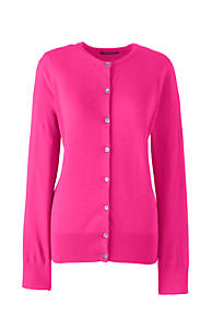 Women's Pink Sweaters | Lands' End