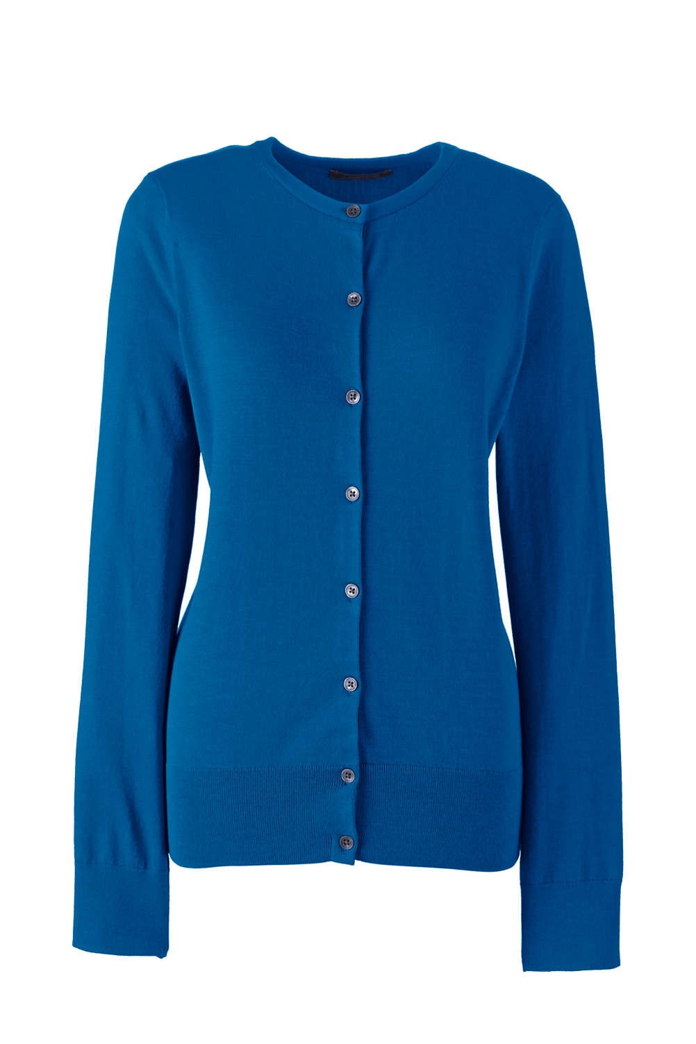 e53197ad6cf Women s Supima Cotton Cardigan Sweater from Lands  End