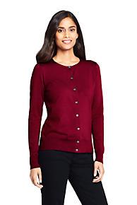 8c506e171e55b Women's Supima Cotton Long Sleeve Cardigan Sweater