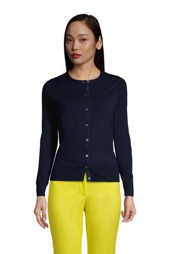 Women's Supima Cotton Cardigan