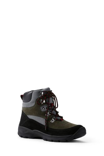 Men's All Weather Lace-up Boots