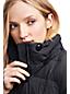 Le Manteau en Duvet avec Ceinture et Capuche, Femme Stature Standard
