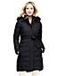 Women's Belted Down Coat