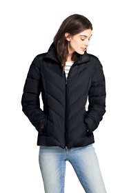 Women's Petite Down Puffer Jacket