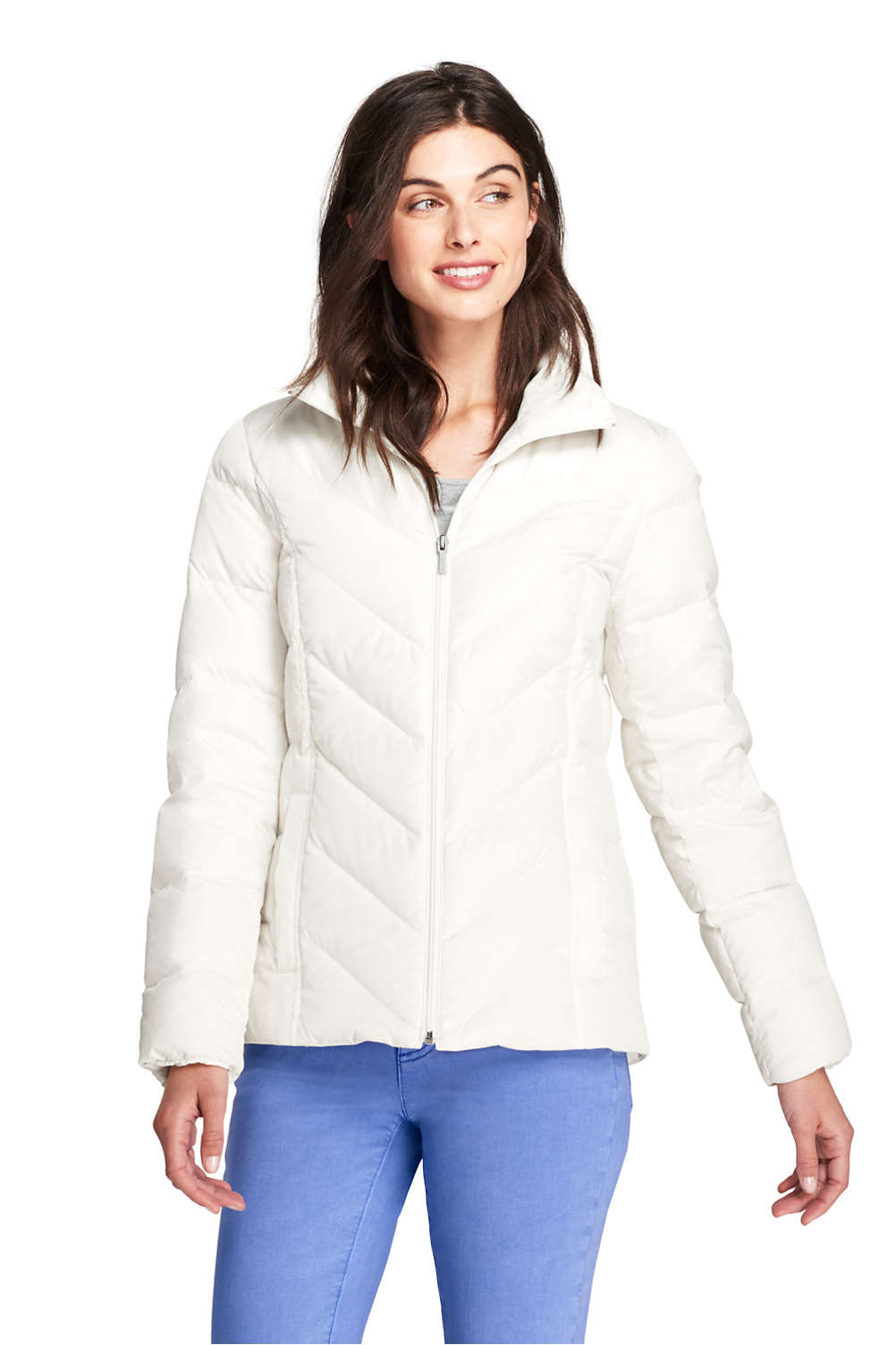 Women\'s Down Jacket from Lands\' End