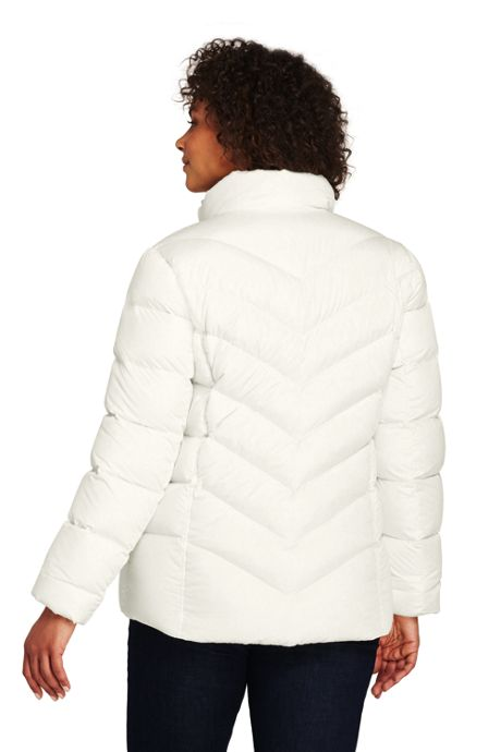 Women's Plus Size Petite Down Puffer Jacket