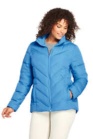 Women's Plus Size Down Puffer Jacket