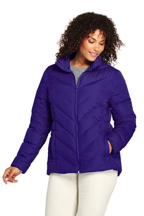 Women's Plus Size Petite Down Jacket