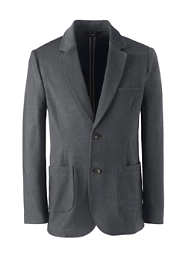 Men's Uniform Twill Ponte Sport Coat