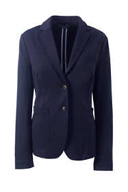 School Uniform Women's Twill Ponte Blazer