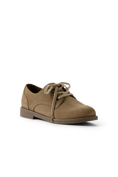 School Uniform Boys Slip-on Oxfords