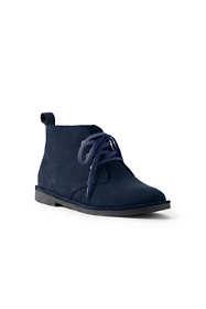School Uniform Boys Chukka Boots