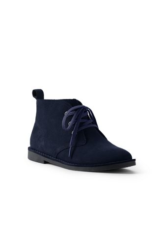 Boys' Suede Chukka Boots