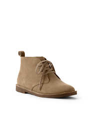 School Uniform Boys Chukka Boots