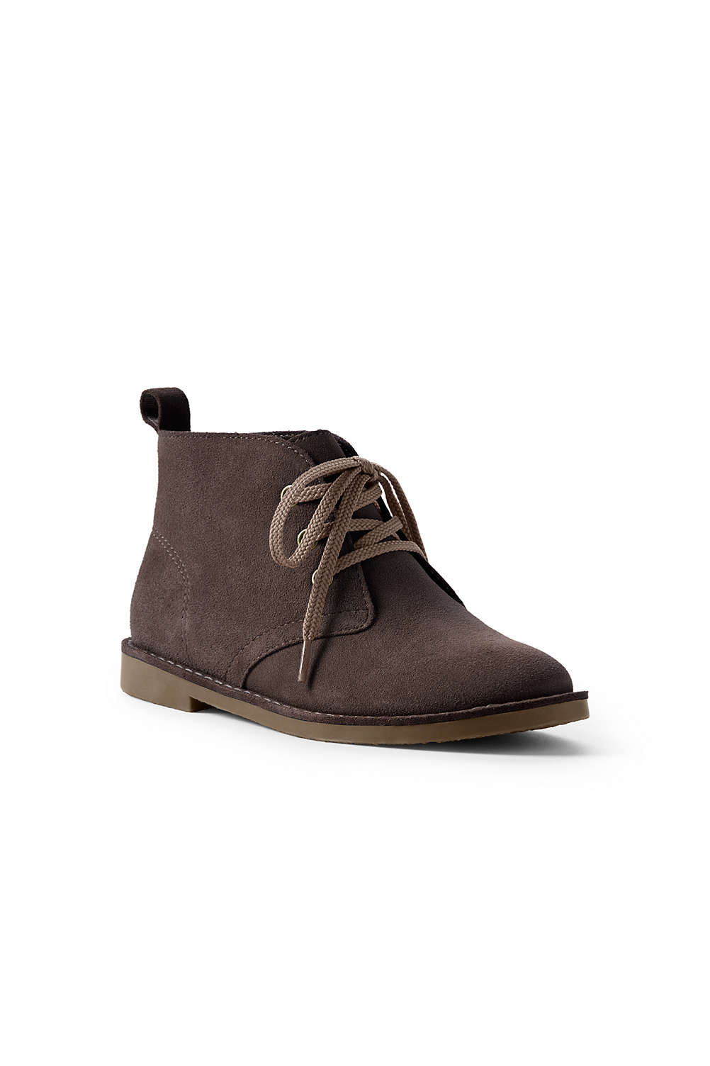 edf41d030c1a6 Boys Chukka Boots from Lands' End