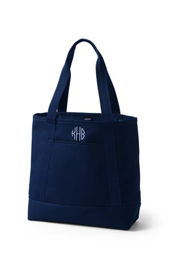 Lightweight Medium Open Top Tote