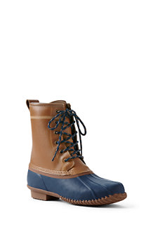 Women's Lined Duck Boots