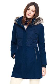 Le Manteau Hybride, Femme