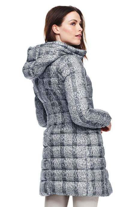 Women's Lightweight Down Hooded Coat